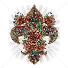 Not the design but the idea. I love the thought of a fleur de lis where each branch represents a season! Tatoo 3d, Get A Tattoo, Tattoo Art, Tattoo Pics, Wrist Tattoo, Picture Tattoos, Cool Tattoos, Awesome Tattoos, Tasteful Tattoos