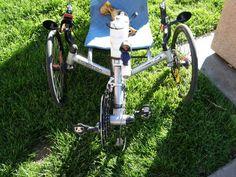Trike adventure blog