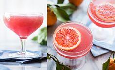 Nyttig(are) drink med prosecco och grapefrukt