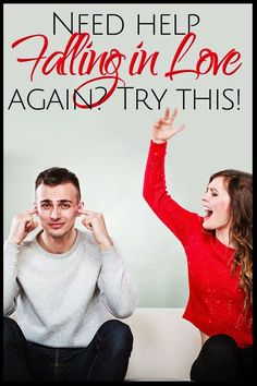To Find Love (Again) with Your Spouse, Do This
