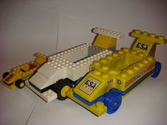 LEGO Pinewood Derby Car
