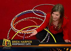 University of Cincinnati Hoopdance Cats Spin The List | http://www.hooping.org/2013/03/university-of-cincinnati-hoopdance-cats-spin-the-list/