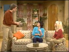 Three's Company - Jack struts for Janet - loved this show - makes me laugh!!