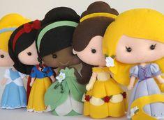 Apostila Digital Princesas | Mamma Mia Handmade | Elo7
