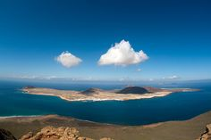 Isla Graciosa, Lanzarote, Islas Canarias, Spain