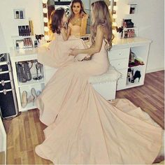 Photo Ideas - Mom and Baby Mother Daughter Photos, Mother Daughter Fashion, Future Daughter, Daughter Love, Mother And Child, Daughters, Mommy And Me Outfits, Kids Outfits, Cabello Ariana Grande