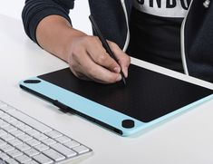 Bring your creativity to life with the Wacom Intuos Art #Pen and Touch #Tablet.  #gadgets