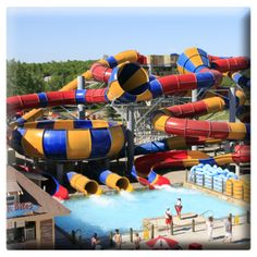 Darien Lake Amusement Park | New York - been there a time or two, best to camp there - great family memories