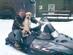 Bemis snowmobiling