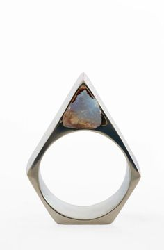 Gorgeous Opal Ring #jewellery