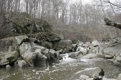 MID-ATLANTIC CLIMBERS: Northwest Branch Adopt-a-Crag