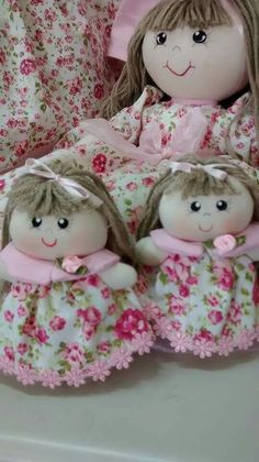 Crochet Dolls Free Patterns, Doll Sewing Patterns, Sewing Dolls, Doll Clothes Patterns, Tiny Dolls, Soft Dolls, Homemade Dolls, Towel Crafts, Fabric Boxes