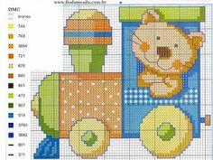 Cross stitch pattern *<3*tencito