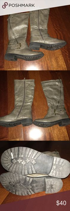 Daytrip boots Right side of inner boot has small mark, otherwise excellent condition! 🚫I don't trade.   ♦️I am open to offers, so please use the offer button!   ♦️Bundle and save 10%! Buckle Shoes
