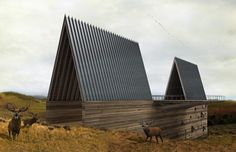 Ark House: Sustainable Citadel in the Montana Plains | Inhabitat - Green Design, Innovation, Architecture, Green Building