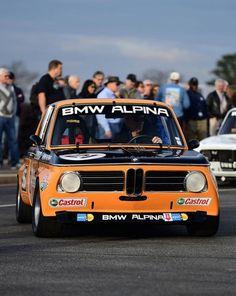Bmw 2002, Bavarian Motor Works, Bmw Alpina, Classic Cars, Classic Auto, E30, Touring, Race Cars, Audi