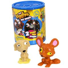 CoolZips Toys - The Ugglys Pet Shop - 2 Pack, $4.99 (http://www.coolzips.com/the-ugglys-pet-shop-2-pack/)