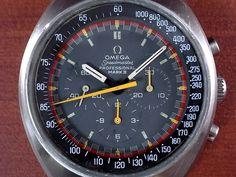 オメガ スピードマスター プロフェッショナル マークⅡ Cal.861  レーシングダイアルのメイン写真