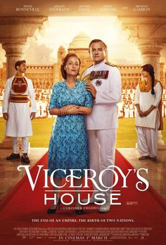 New poster for Viceroy's House (Empire Magazine)