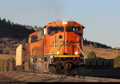 RailPictures.Net Photo: BNSF 9839 BNSF Railway EMD SD70MAC at Palmer Lake, Colorado by Joe Blackwell
