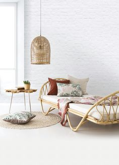 Paris day bed by Byron Bay Hanging Chairs. Perfect for a toddler bed.