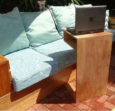 Wooden DIY Convertible Table