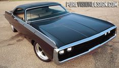 1970 Chrysler Newport by Pure Vision