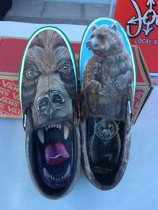 CARLSBAD - Some funky new shoes are about to hit Vans store shelves... And the designers are San Diego students. Carlsbad High School took home the grand prize in the nationwide 2016 Vans Custom Culture design competition. The students submitted four different designs in separate categories and they won in…