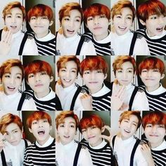 B A N G T A N | Jungkook x V  #VKook #BTS