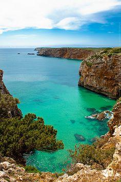costa vicentina - Alentejo, Portugal