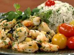 Camarones en salsa de mango | Cocina y Comparte | Recetas de gaby G