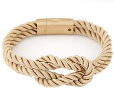 Pulseras 2017 Fashion Charm Bracelets for Women Men Jewelry Fashion Braided Rope Chain Bracelet with Magnetic Clasp Bijoux Oh just take a look at this! Visit our store Bracelets Fins, Bracelet Knots, Strand Bracelet, Bangle Bracelets, Knotted Bracelet, Leather Bracelets, Survival Bracelets, Bracelet Tom Hope, Gold Bracelet For Women
