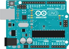 Arduino - Arduino is an open-source electronics platform based on easy-to-use hardware and software. It's intended for anyone making interactive projects.= Arduino senses the environment by receiving inputs from many sensors, and affects its surroundings by controlling lights, motors, and other actuators. code in the Arduino programmming language