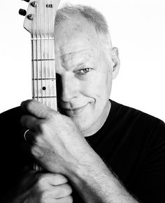 David Gilmour, lead guitarist and vocalist with Pink Floyd Gi Joe, Rock And Roll, Boris Vian, David Gilmour Pink Floyd, Comfortably Numb, Best Guitar Players, Roger Waters, Wedding Art, Playing Guitar