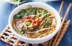 15-Minute Asian Beef Soup Recipe