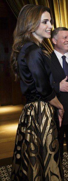 Queen Rania, Dec. 7, 2015