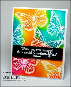 All I Do Is Stamp-- Designs by Vicki Dutcher: Card Concept #37