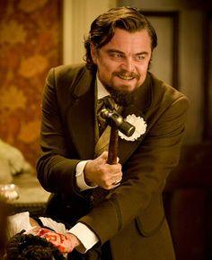 Leonardo DiCaprio in Django Unchained Music Film, Film Movie, Cinema Film, Leonardo Dicaprio Movies, Quentin Tarantino Films, Leonardo Dicapro, Fiction Movies, Cult Movies, Indie Movies