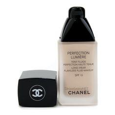 Chanel Perfection Lumiere Long Wear Flawless Maquillaje Fluido SPF 10 -