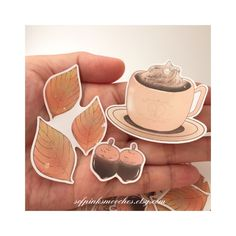 Fall Stickers/ Hand-cut Stickers/ Handmade Stickers/ Planner Stickers/ Scrapbooking Stickers by softpinksmooches on Etsy https://www.etsy.com/listing/486043685/fall-stickers-hand-cut-stickers-handmade