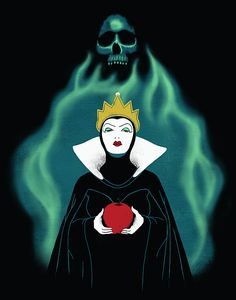 Day 8 Favorite Villain: Evil Queen