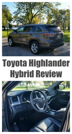 Toyota Highlander Hybrid Review #DriveToyota #LetsGoPlaces #review