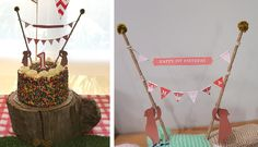 DIY Teddy Bears' Picnic Birthday Party I made this bunting cake topper for my daughter's Teddy Bears Picnic Birthday Party Picnic Birthday, 1st Birthday Parties, Birthday Diy, Diy Teddy Bear, Teddy Bears, Party Bunting, Birthday Bunting, Party Ideas, Diy Party
