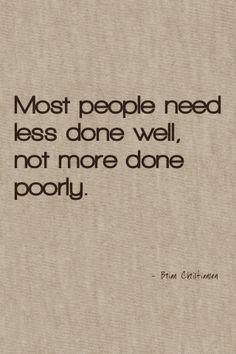 Setting a good example in all you do. (commentary via The Voice Bureau   AbbyKerr.com)