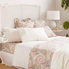 M s de 1000 ideas sobre ropa de cama de paisley en - Ropa de hogar zara home ...
