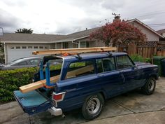 Tim Odell's 1969 Jeep Wagoneer Family Dirt Wagon