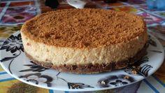 Cheesecake confiture de lait et speculoos