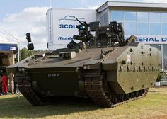 General Dynamics (GD) UK has awarded a $1bn contract to Lockheed Martin UK, to provide turrets for the UK Army's Scout Specialist Vehicle (SV) platforms. http://www.tendersontime.com/blog-detail/lockheed-receives-1-billion-scout-sv-turret-supply-contract-483.php