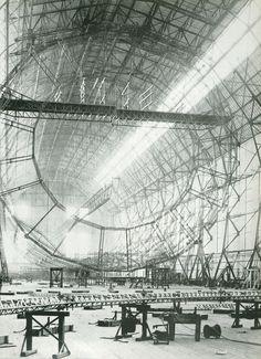Hindenburg Konstruktion