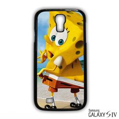 Funny Spongebob Squarepants for Samsung Galaxy S3/4/5/6/6 Edge/6 Edge Plus phonecases